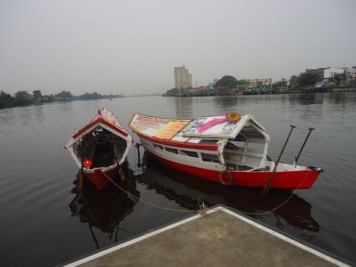 PERAHU TAMBANG - alitvfilm