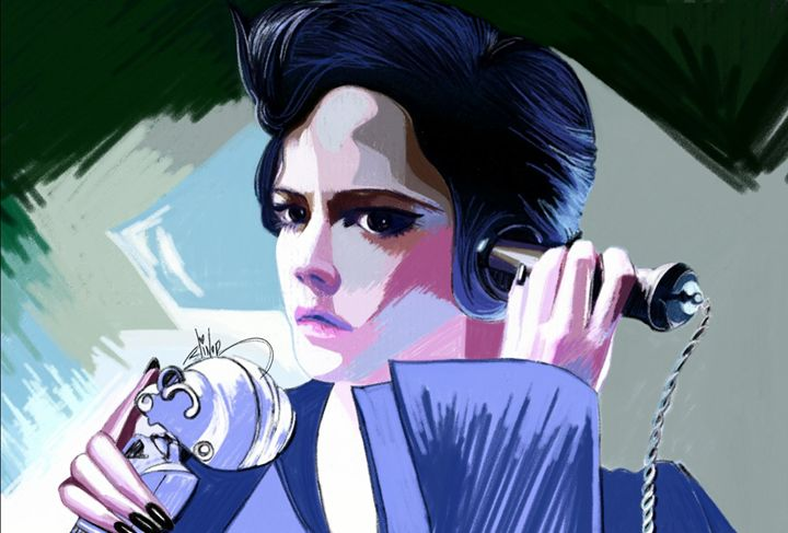 Miss Peregrine - ElinorStudio