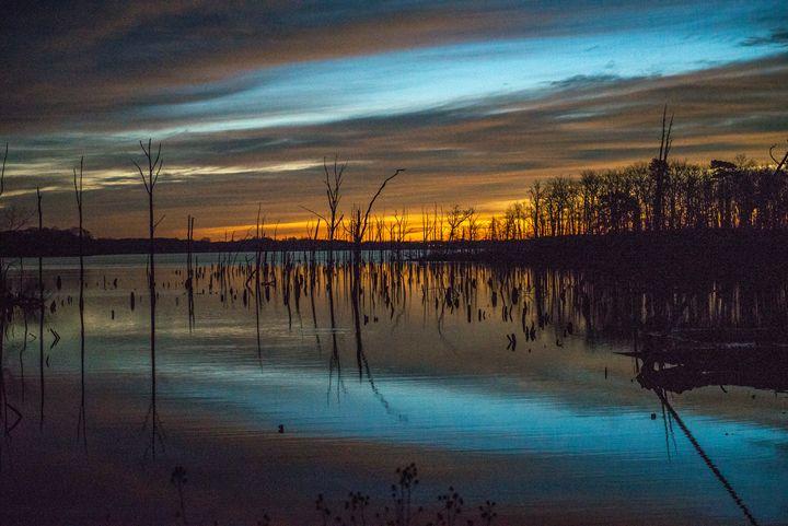 Christmas Eve - Bill Baker Photography