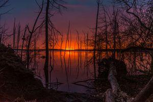 Mansquan Reservoir, New Jersey