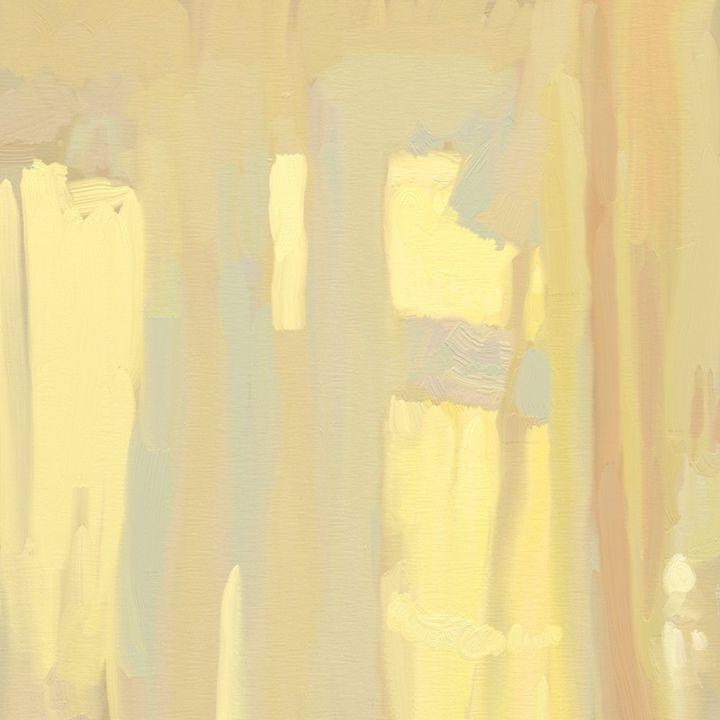 Sunlight in the curtains - Essenta