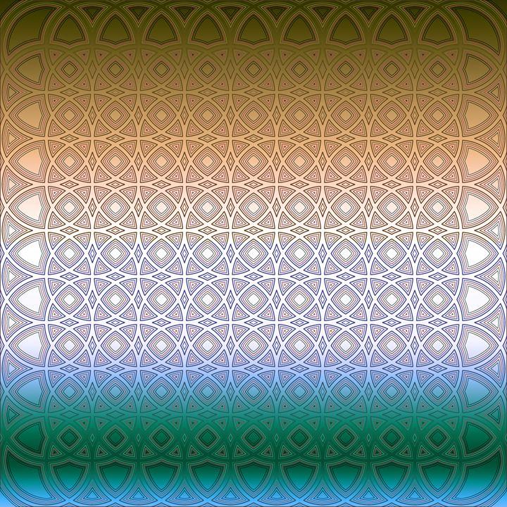 Circle Pattern - David Kniola Creations