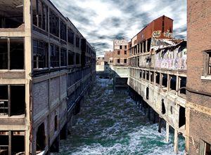 Packard Flooding