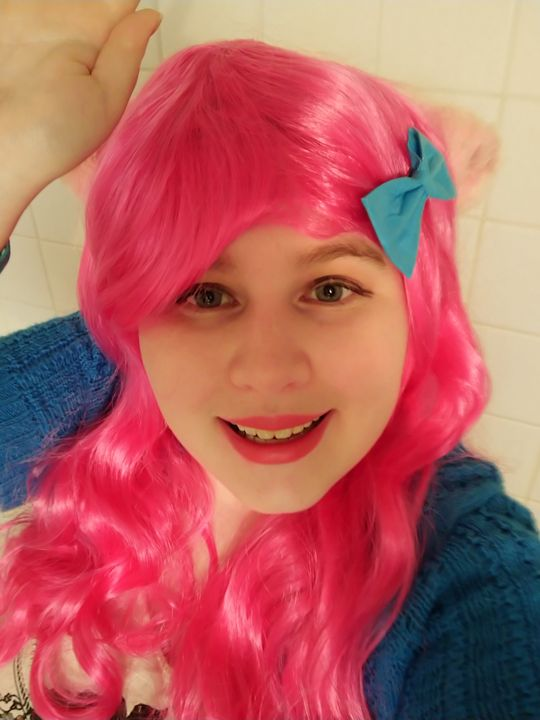 Pinkie pie - Queenroadkill Cosplay and Art