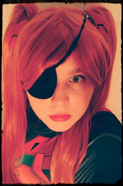 Asuka cosplay - Queenroadkill Cosplay and Art