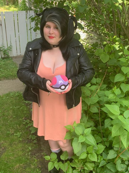 Marnie Cosplay - Queenroadkill Cosplay and Art