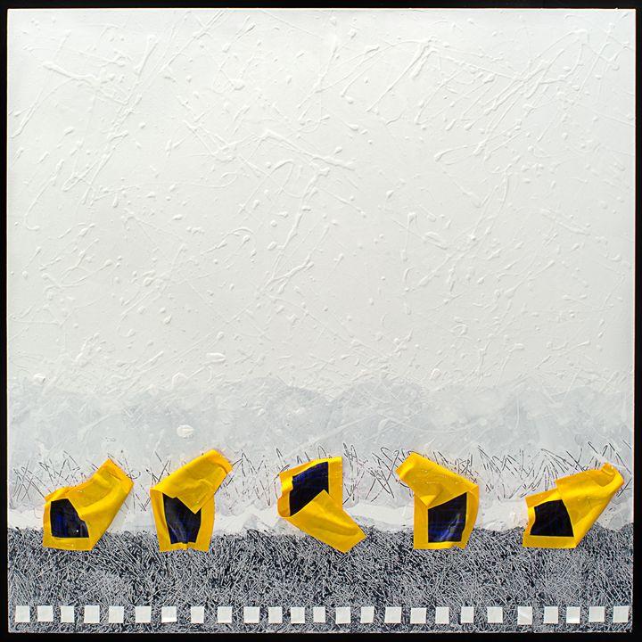 Signal From Afar - Brian Huber Art