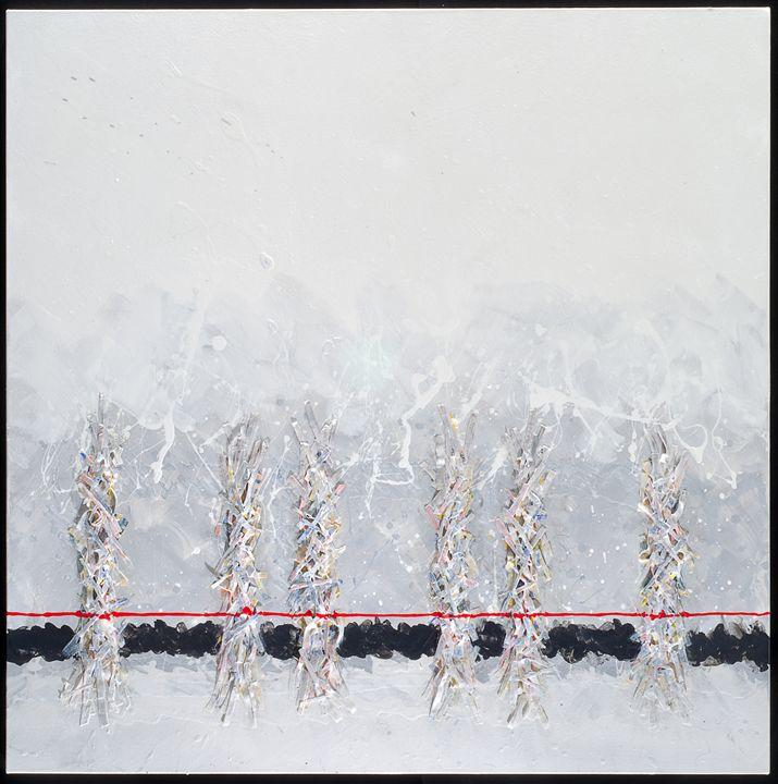 Chorus of their Convictions - Brian Huber Art