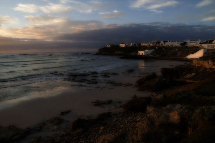 Arniston early morn - Sarah-Jane Photography