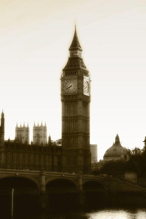 Big Ben - Sarah-Jane Photography