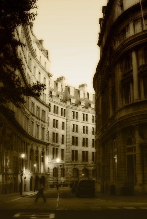 London Street scene - Sarah-Jane Photography
