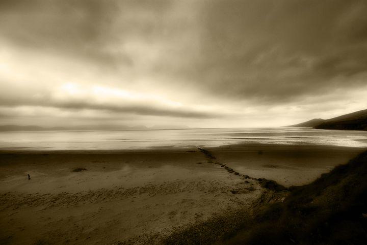 Deserted beach - Sarah-Jane Photography