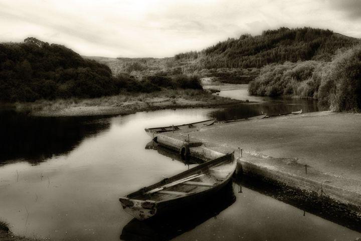 Canoe - Sarah-Jane Photography