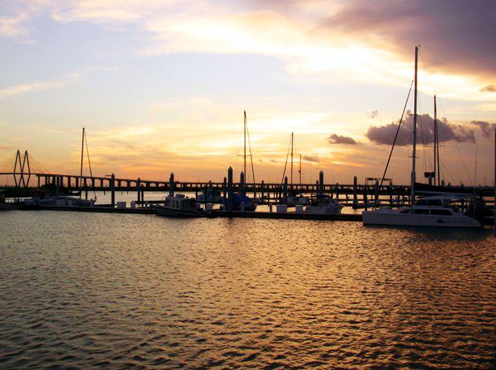 Sunset bay - Robert Brown Photography