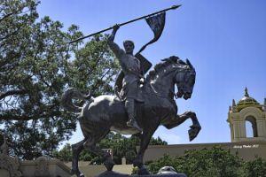 El Cid Statue at Balboa Park