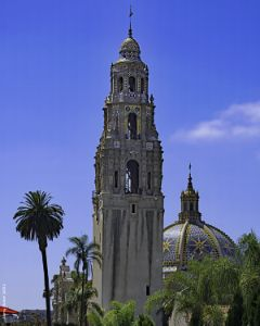 California Tower and Dome