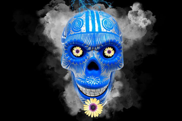 Dia De Los Muertos - Larry Nader Photography & Art