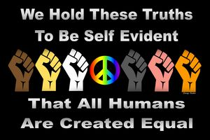All Humans Are Created Equal