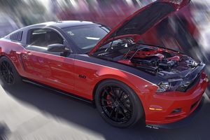 2014 Ford Mustang Fastback