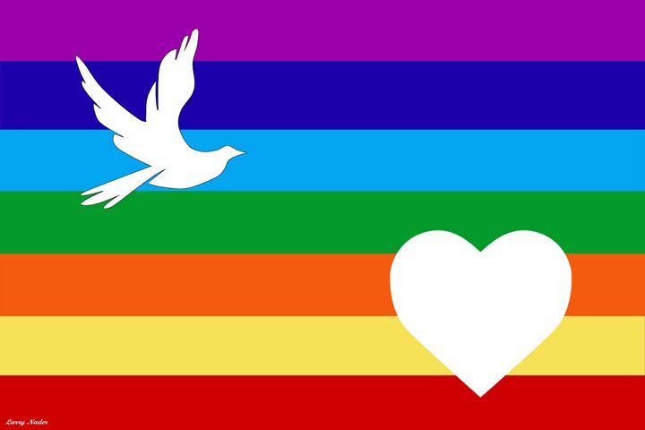 Peace and Love Now - Larry Nader Photography & Art