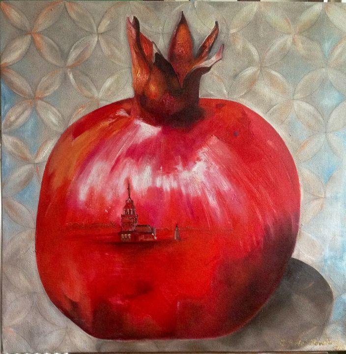 Pomegranate - Perlet Boveland