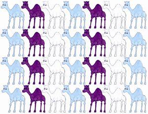 Las Camellas - Blue Wild Indigo