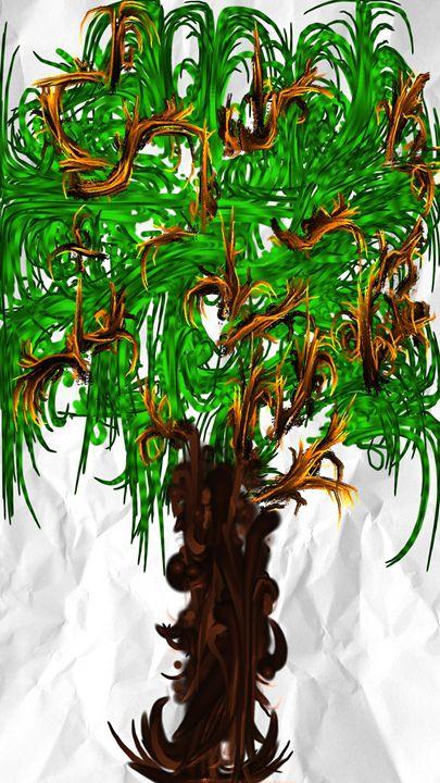 L'arbre - DG L'art
