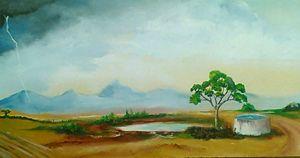 Landscape peaceful
