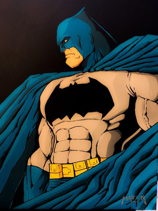 The Dark Knight - Martin Images