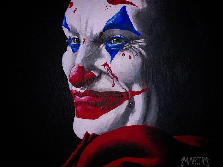 Joker - Martin Images