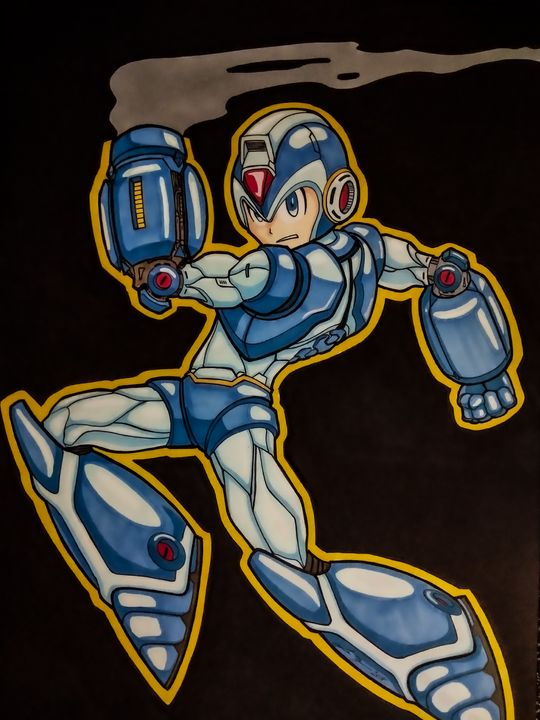 Megaman - Martin Images