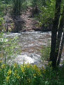 Running River (Estes Park .Colorado