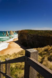 Twelve Apostles with Timber Handrail