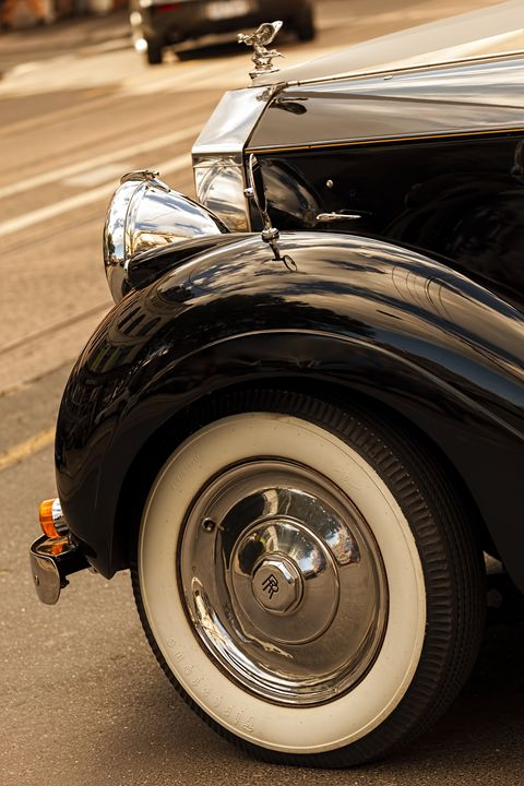 Rolls Wheel - Maxwell Jordan
