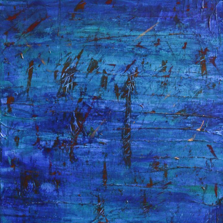 Blue series 1 - LaConnieCreations