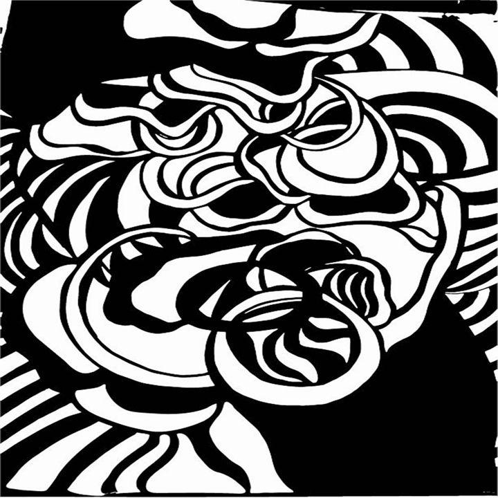 op art series - LaConnieCreations
