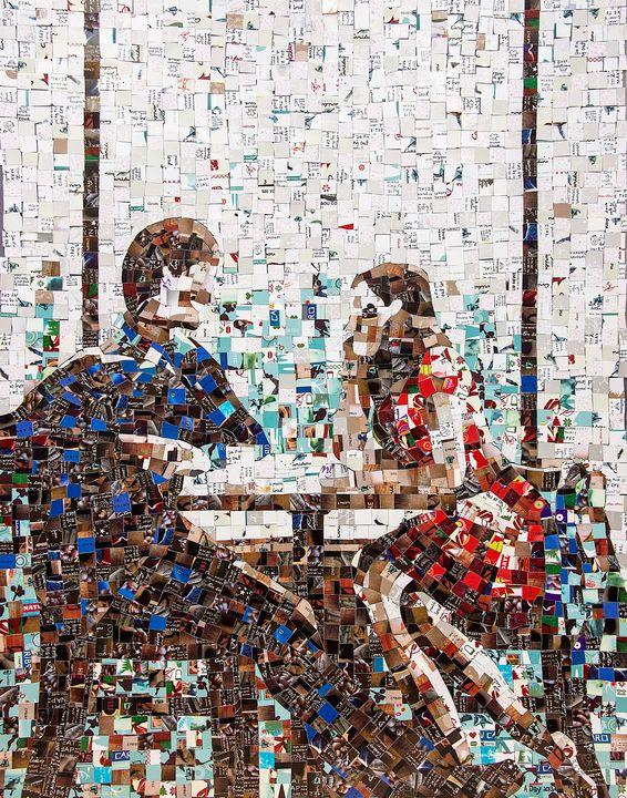 Coffee Shop - Amanda Pearson Art