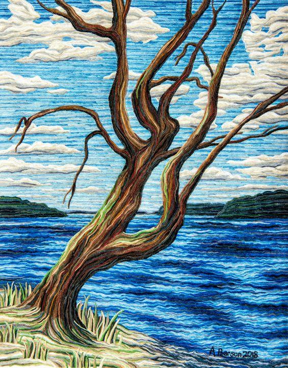 I See Skies - Amanda Pearson Art