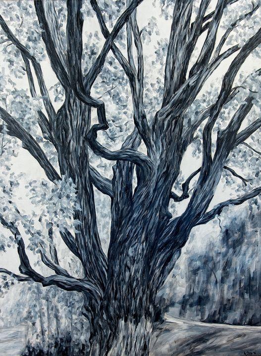 Landmark of an End - Amanda Pearson Art