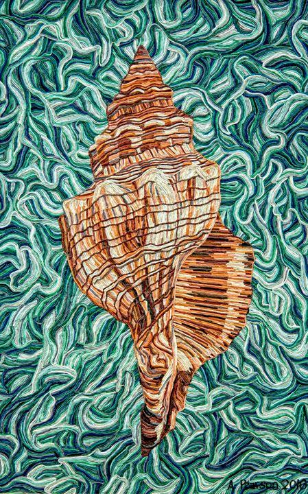 Vessel - Amanda Pearson Art