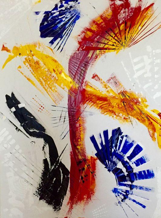 Ave Fenix/ Phoenix - Long Art