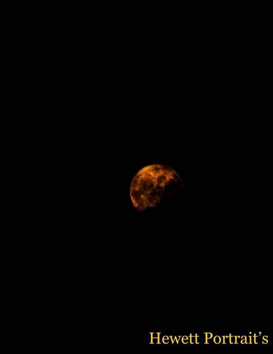 The Moon - Hewett Portraits