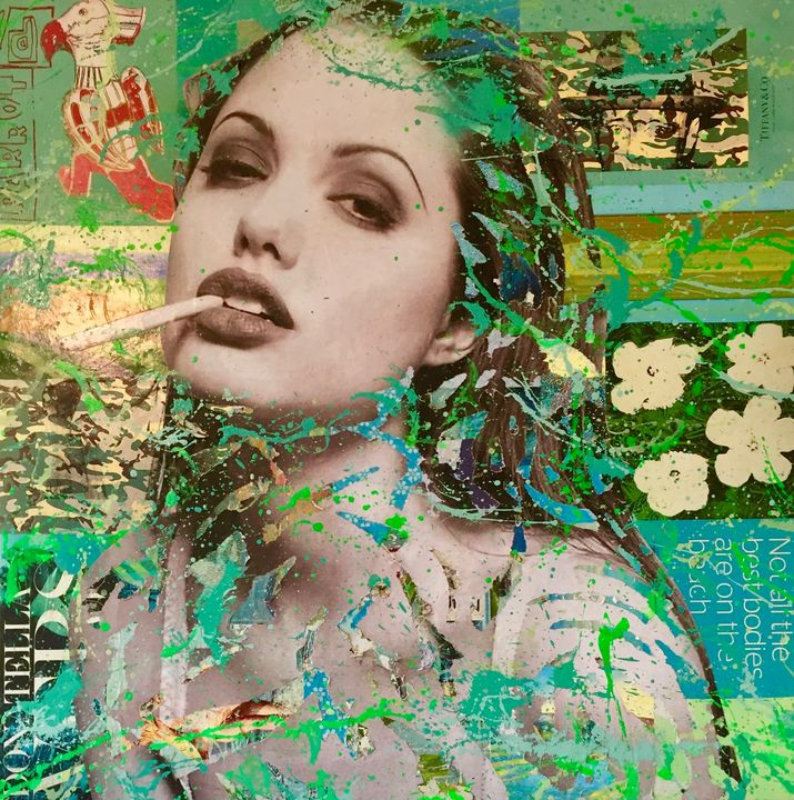 Angelina - Diana Catherine Eger