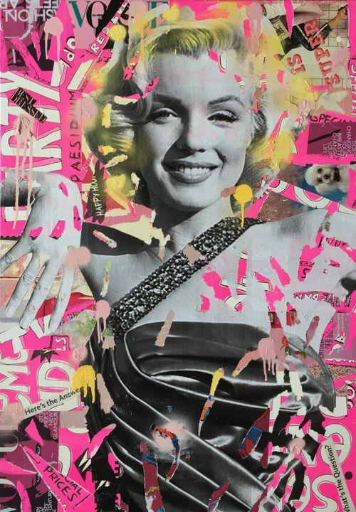 Marilyn - Diana Catherine Eger