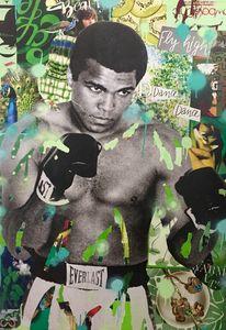 Box Champion - Ali