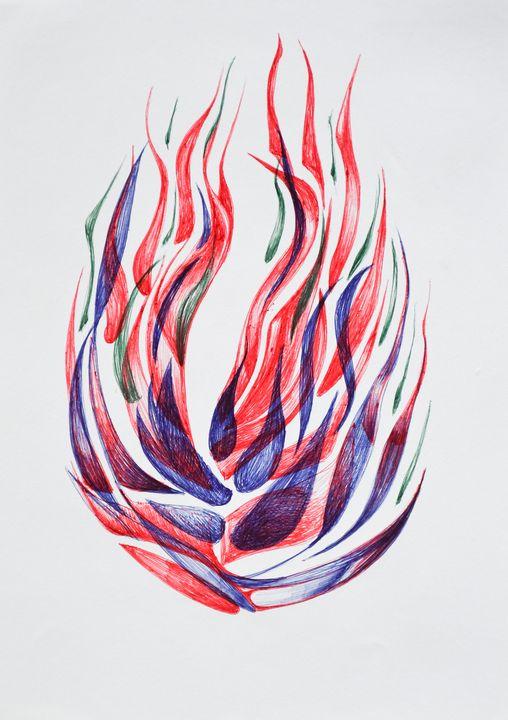 Fire - Rafael Miklaszewski