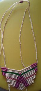 Macramé necklace
