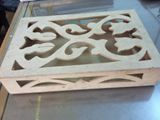 wooden Jewellery Box 6X9X2 IN