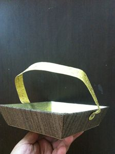 Golden Brown Basket