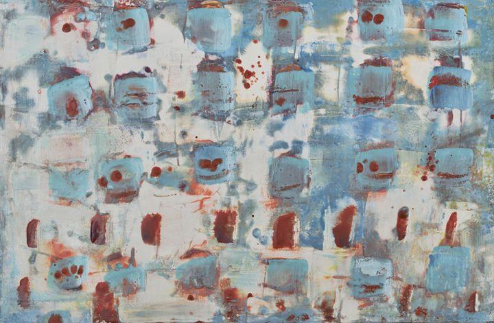 The Lines are Open - Tamara Gonda